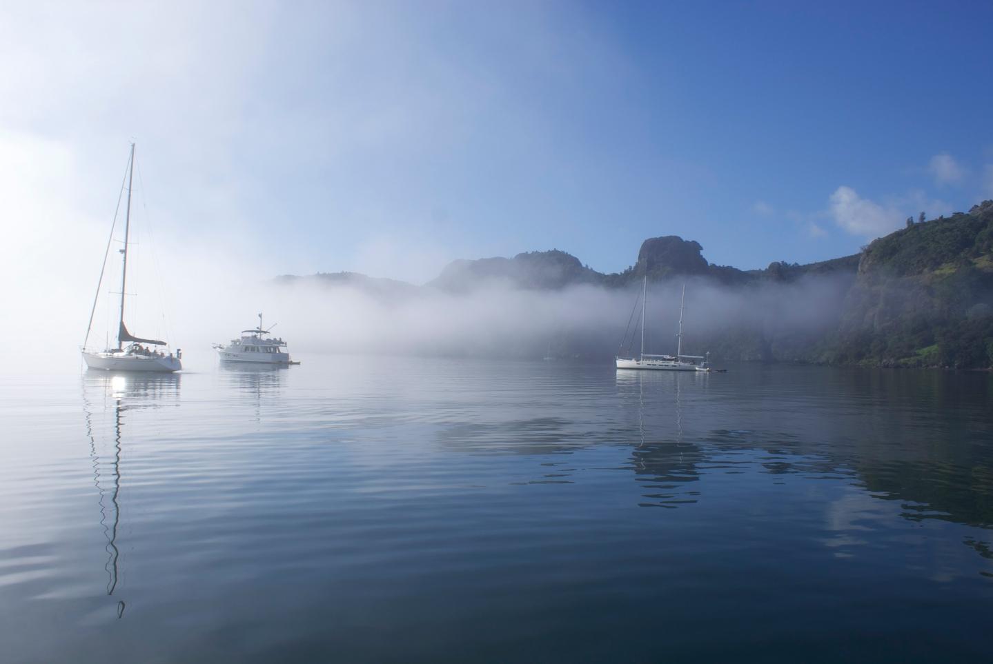 Whangaroa Harbour Northland New Zealand