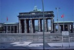 Berlin Wall - Brandenburg Gates