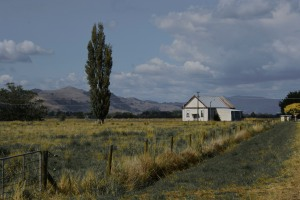 The Hauraki Plains of the pre 1970's is slowly decaying, a large museum