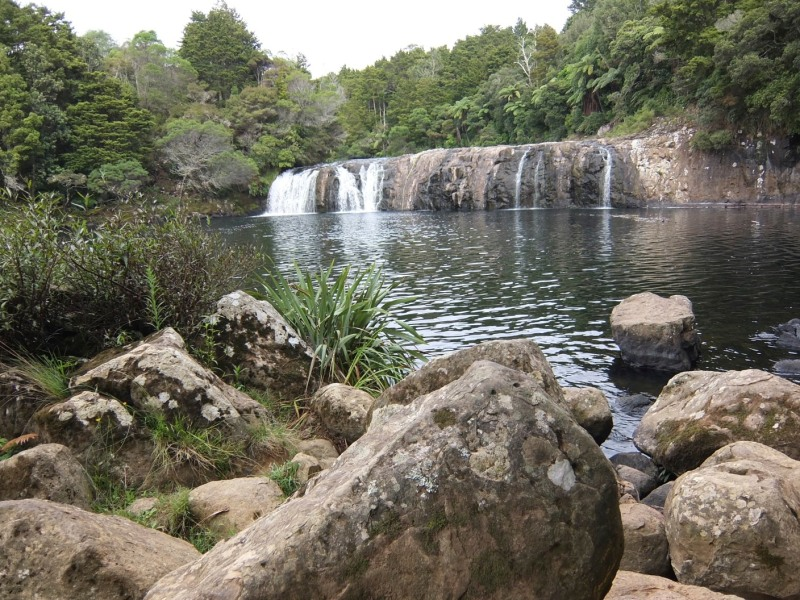 Wharapuke Falls, Kerikeri