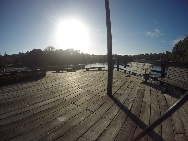 Picture of Kerikeri basin taken on my GoPro Hero4