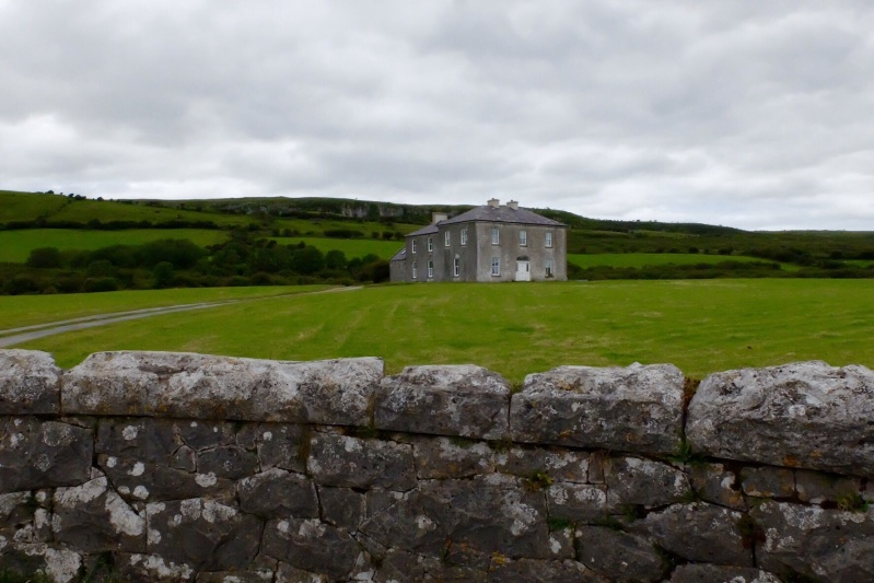 No cups of tea or sandwiches from Mrs Doyle. Father Ted's house sans Craggy Island