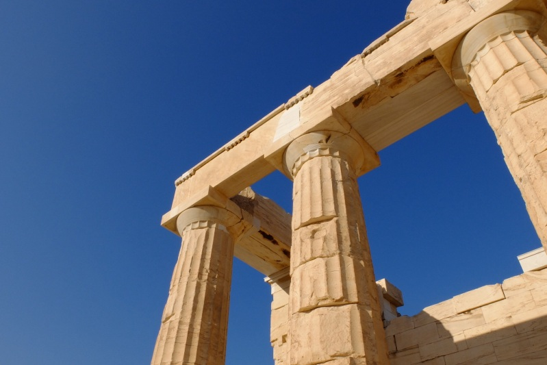 Just loved the contrast, it is what you imagine Greece to be all about but it is a little more complicated these days.