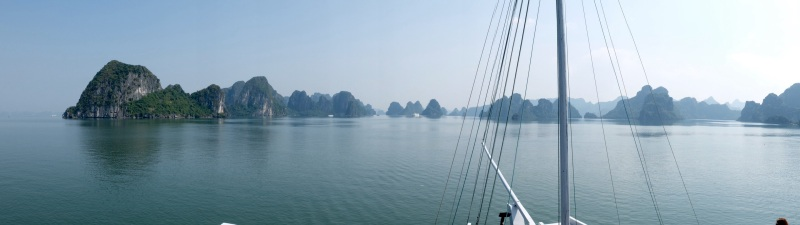 "Like Santorini, Halong is one of those places that guarantees ""no fail"" photos."