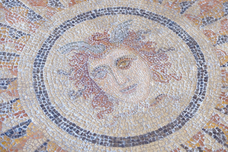 The flooring in the Grand Palace consisted of intricate Mosaics. Ruth has some ideas for Hone Heke Road.