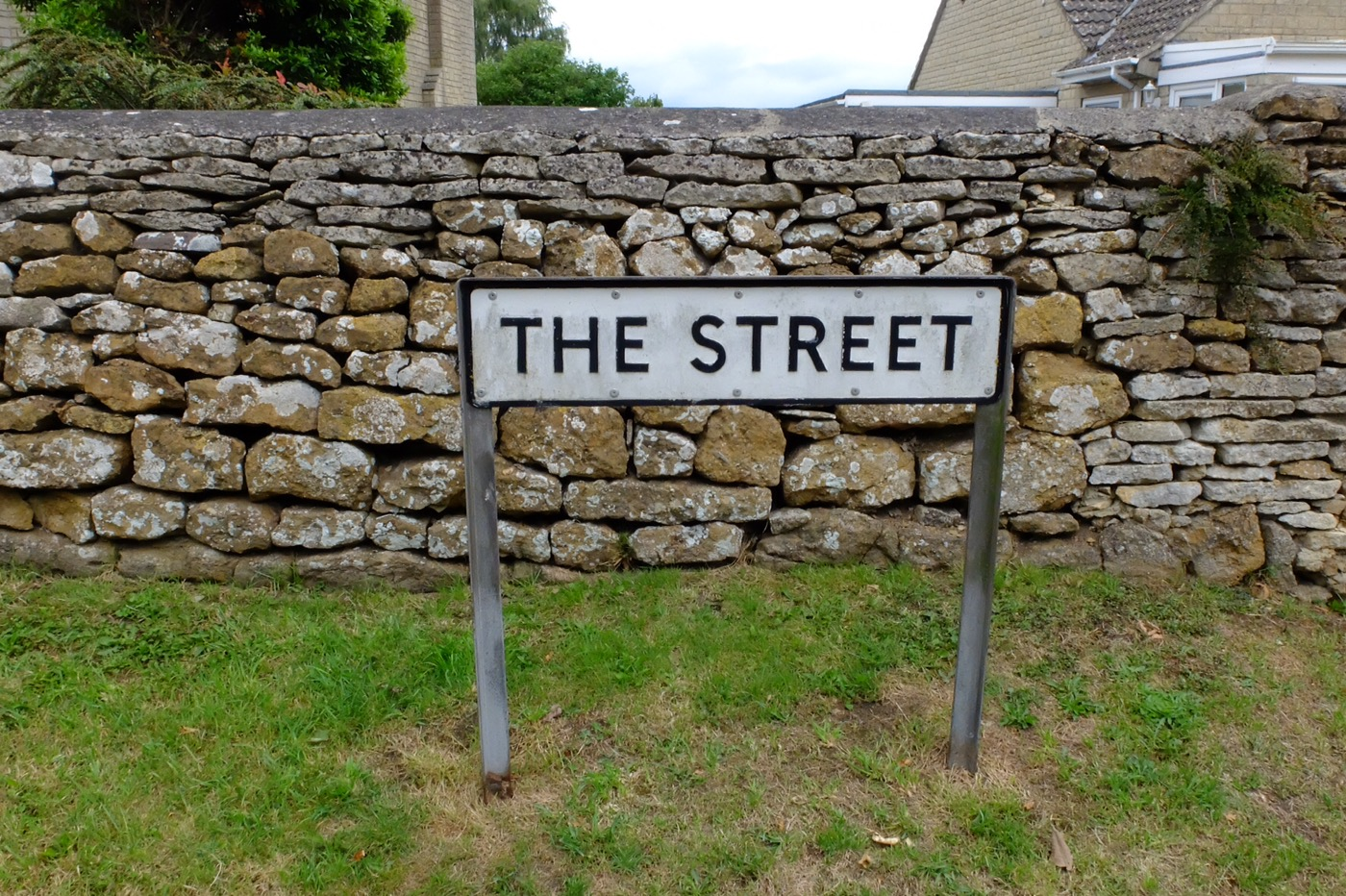 Bland Street name Cotswold Way