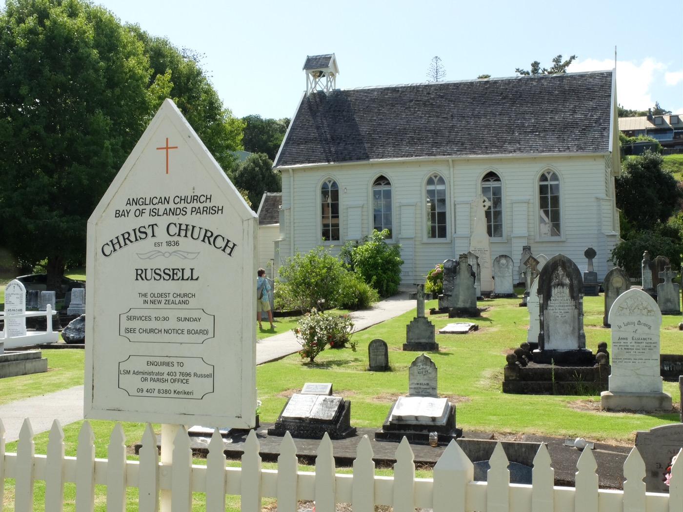 Historic Church Russell