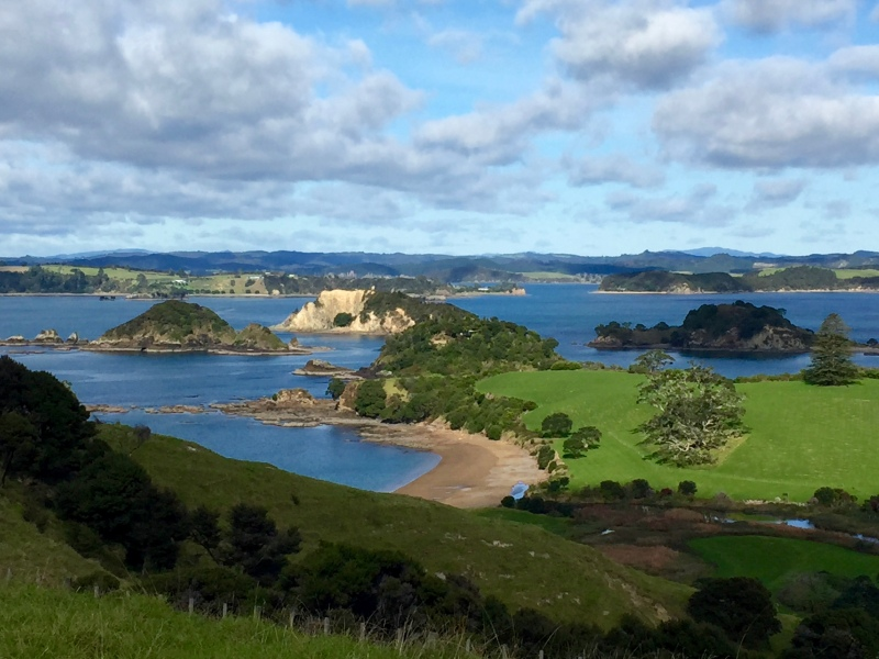 Bay of Islands - Purerua Peninsula
