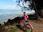 A cycle ride in Raro