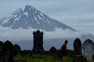 Graveyard views