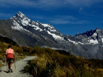 Key Summit - Routeburn track