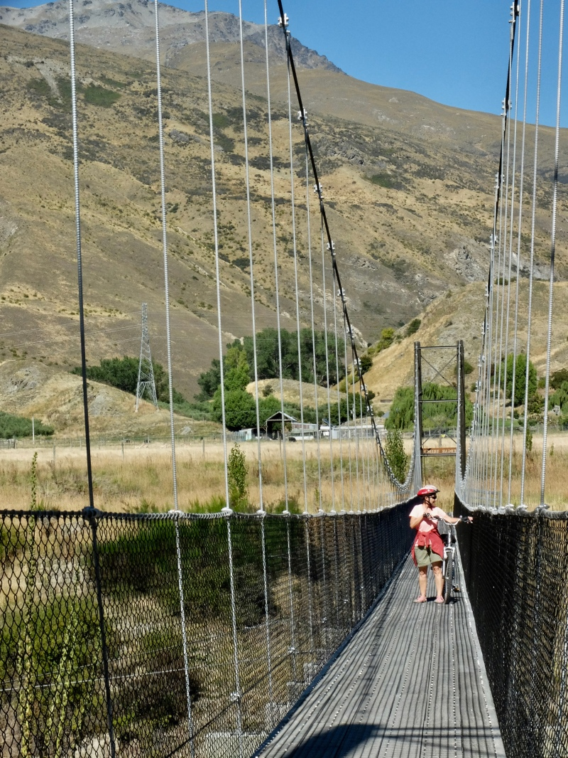Queenstown Trail - Arrowtown to Gibbston Valley