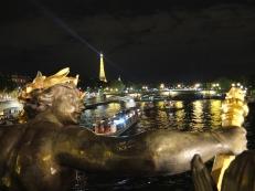 Night shot in Paris