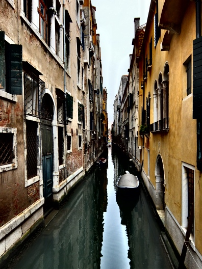 It must be Venice