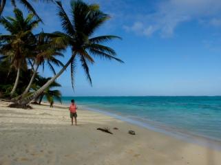 Going tropo - Rarotonga