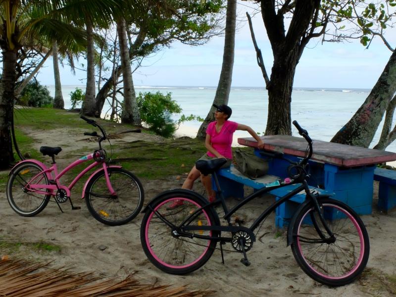 Rarotonga ride