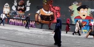 Graffiti, Islanbul
