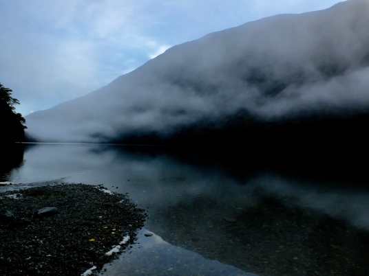 I don't usually get up early enough to capture the shots - Fiordland, NZ