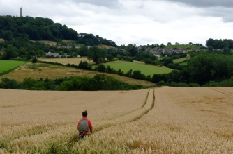 Walking the Cotswolds, UK