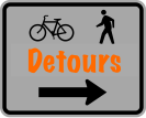 Detours by bike, foot and with camera