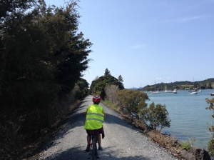 Heading towards Opua