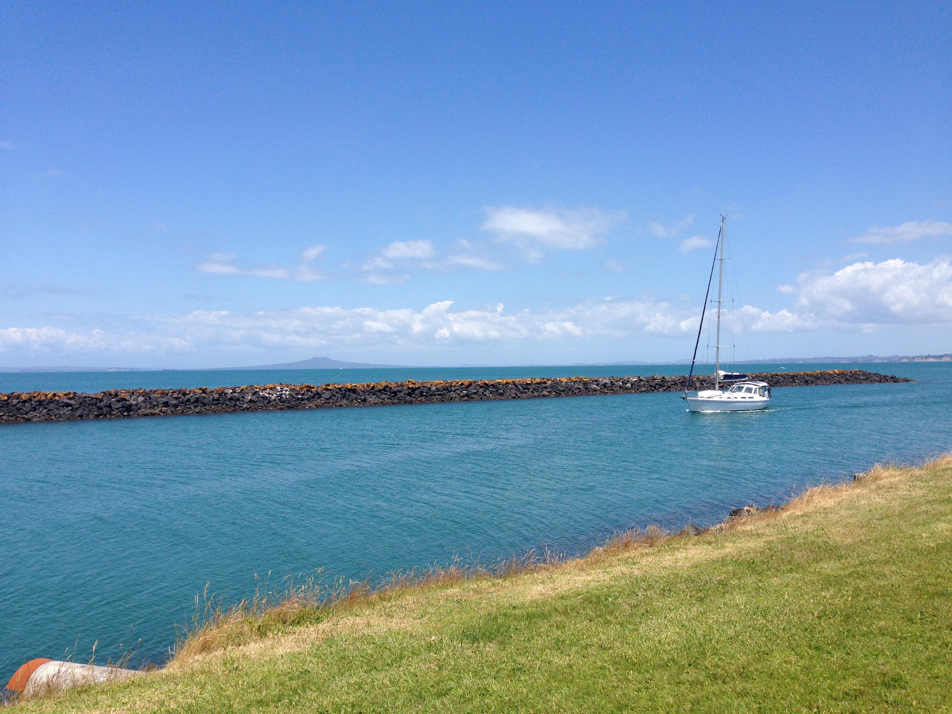 A Peninsula Pedal – Whangaparaoa