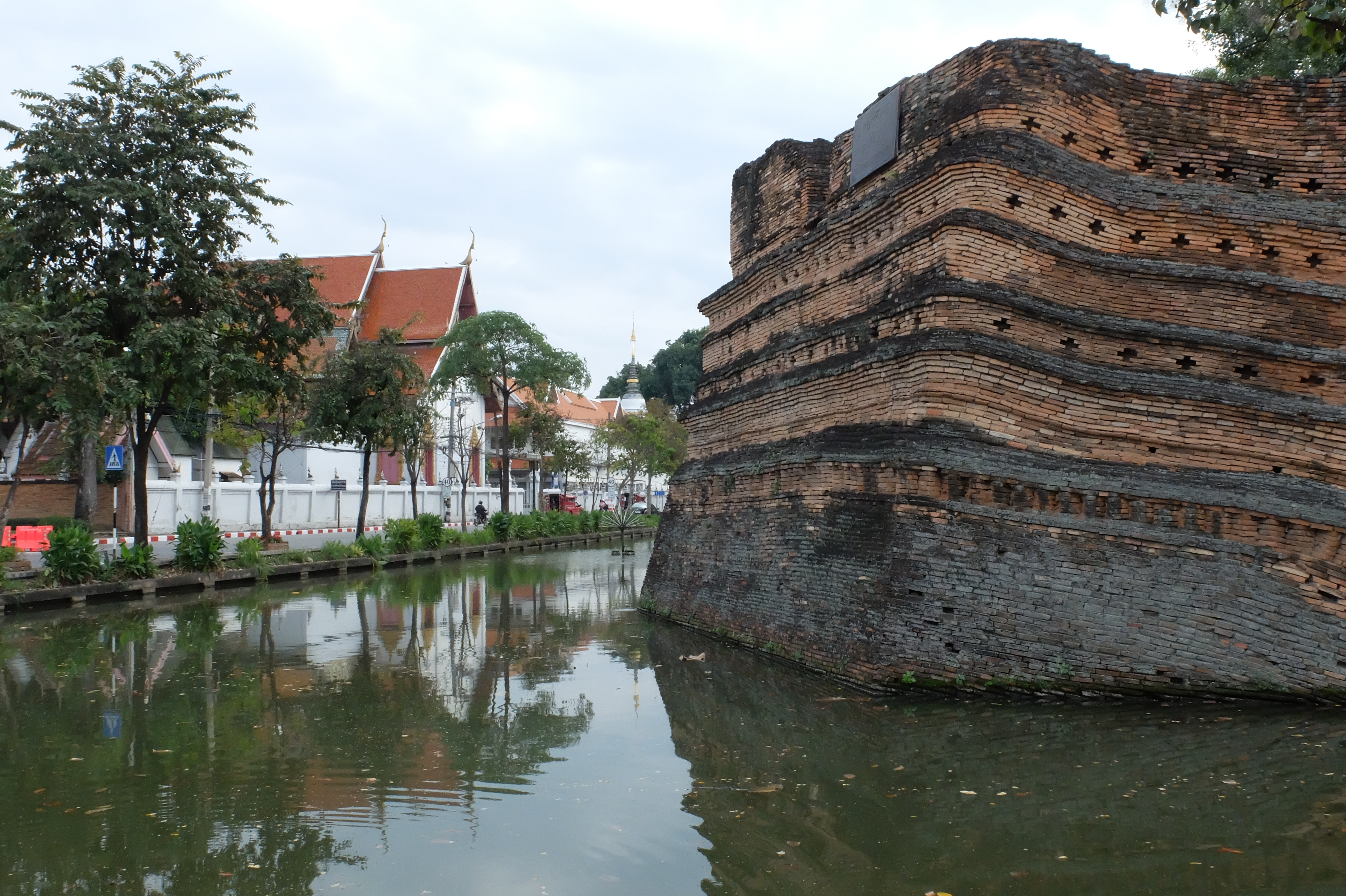 Chiang Mai – The moats of the city