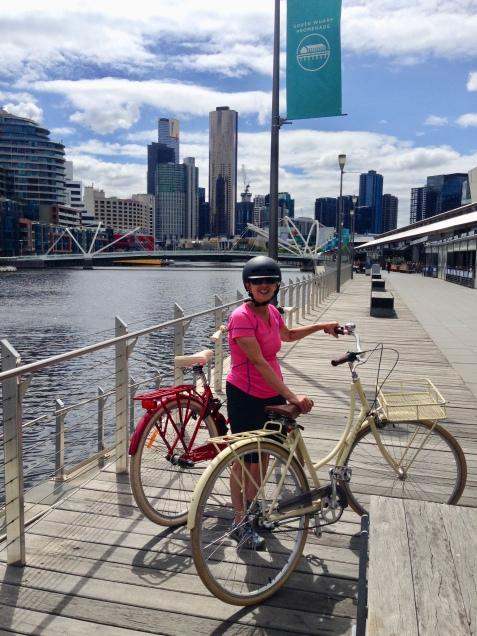 Melbourne on a Dekker - 2018