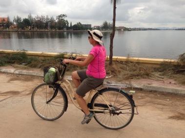 Kampot by bike - 2018