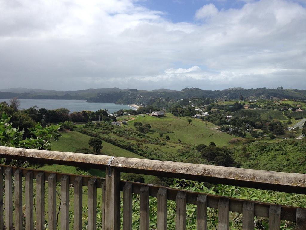 Waiheke Island: Conquering the hills