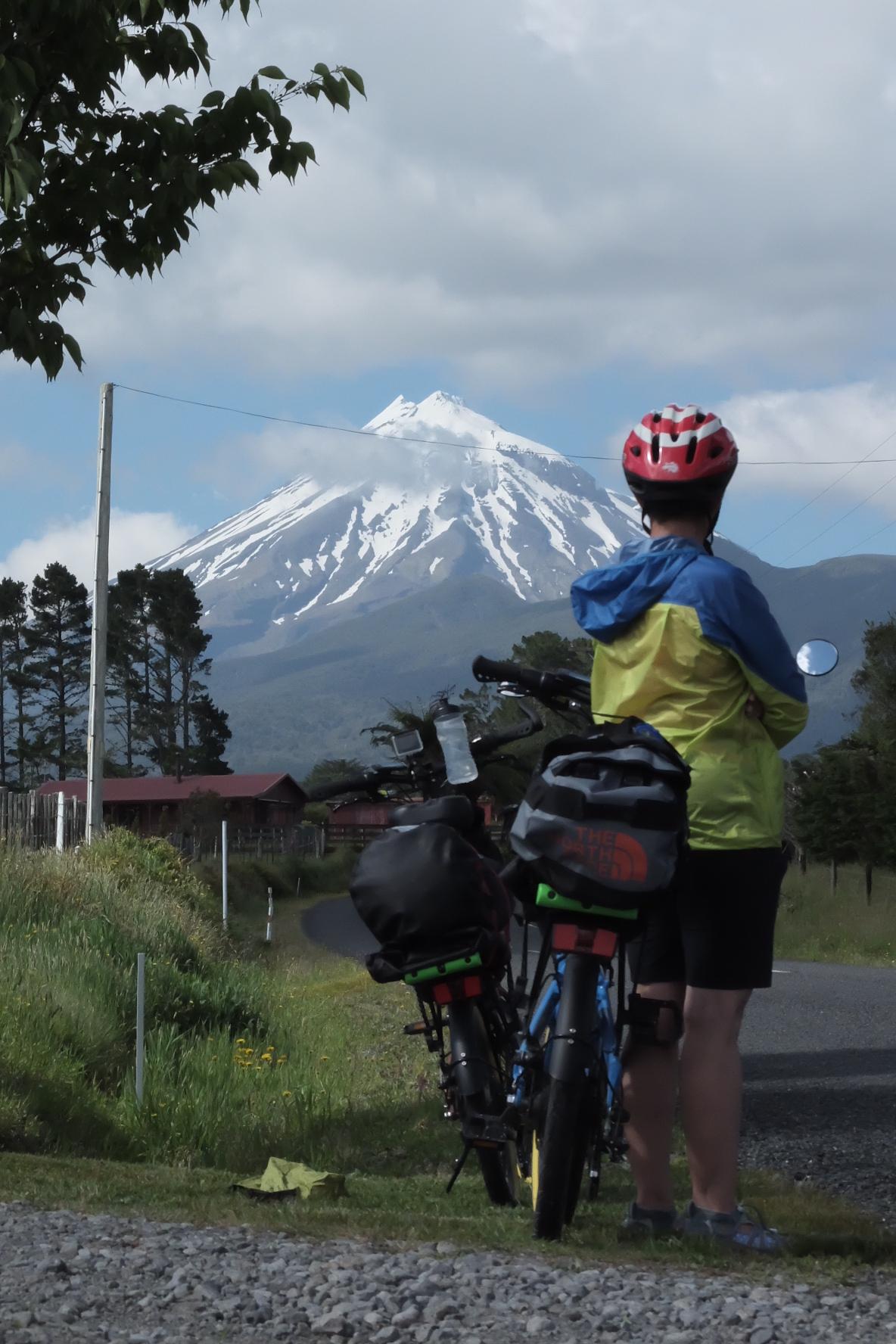 The bike battery acid test – a big hill climb