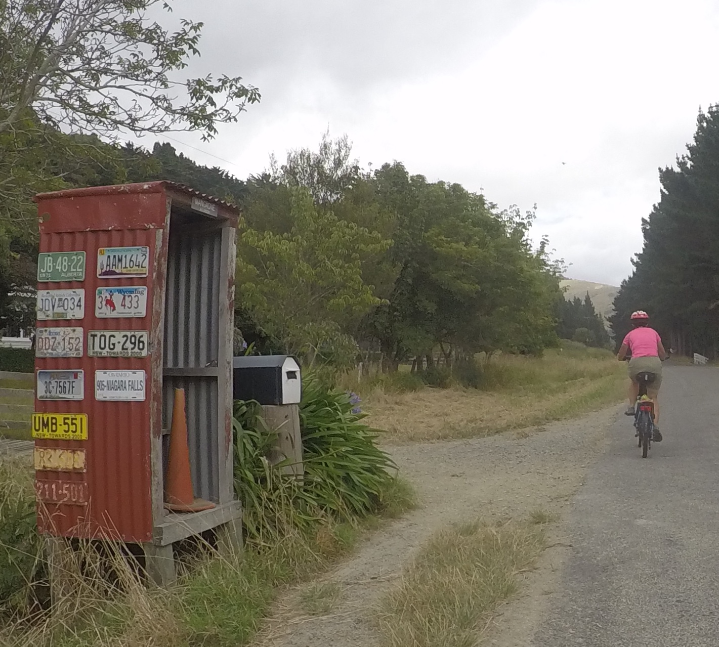 The GoPro finally got some use – Cycling Route 52