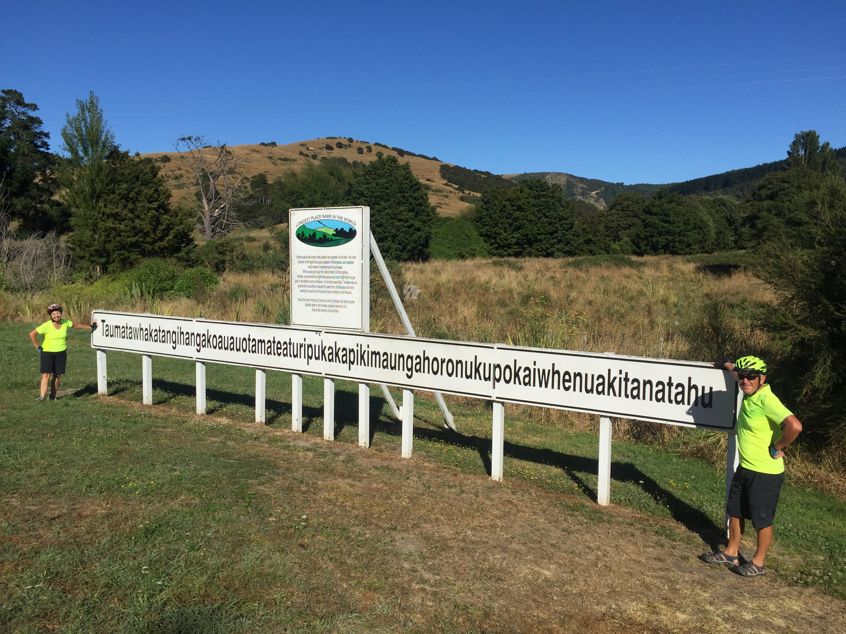 Kiwi bike trip: Our cycle along Route 52
